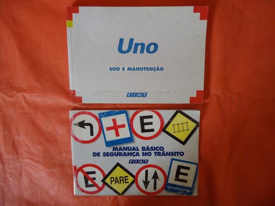 Manual Do Proprietário Fiat Uno Mille 2000