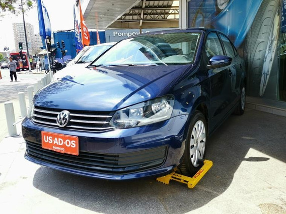 Volkswagen Polo Mt 2016