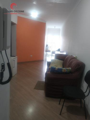Imagem 1 de 15 de Apartamento Para Venda - Santo Andre - V-4670