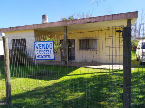2 Casas En Un Mismo Padrón, En Parque Del Plata!!