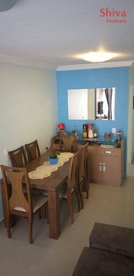 Apartamento Bem Cuidado À Venda No Cangaíba - Ap0177