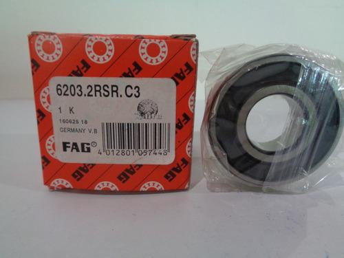 Rodamiento De Bola 6203 Rs C3