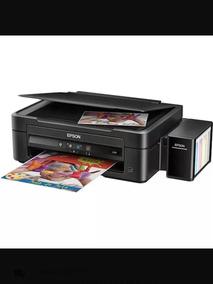 Impressora Epson L380 A4 + Tinta Sublimatica 400 Ml