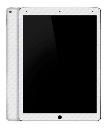 Skin Garage42 Fibra De Carbono Branco iPad Pro 9.7 (2015)