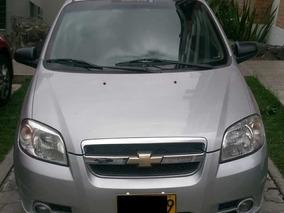 Chevrolet Aveo Emotion 1.6l Con A.a Muy Buen Estado !!!!