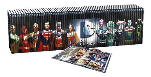 Colección Novelas Gráficas Dc Comics El Tiempo (x Tomos)