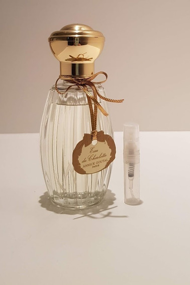 Perfume Annick Goutal Eau De Charlotte Edp Amostra 2ml