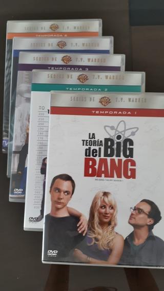 The Big Bang Theory Serie