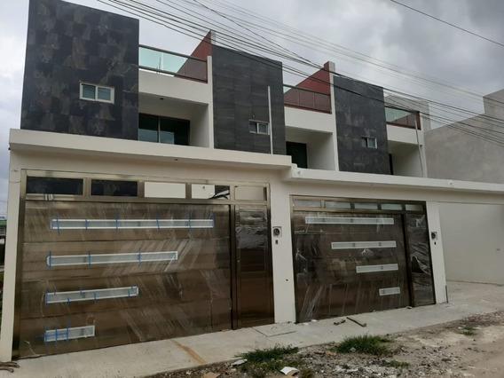 Hermosas Casas Con Excelentes Acabados A 10 Minuos De Finanzas Del Estado J.ag.c