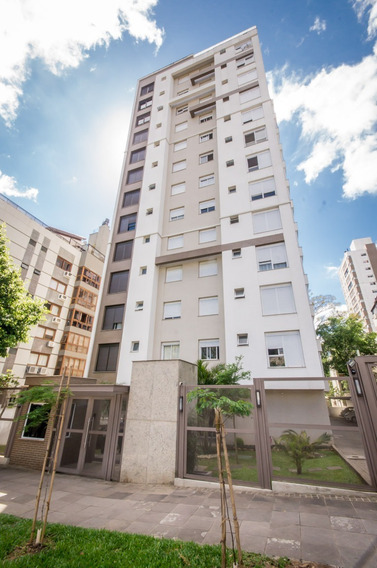 Apartamento Em Petrópolis Com 1 Dormitório - Sc10914