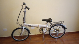 Bicicleta Dobrável D60 - Soul - Aro 20