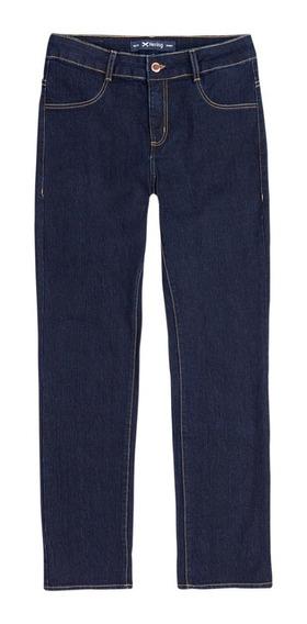 Calça Jeans Feminina Skinny Nº 34-42 Hering