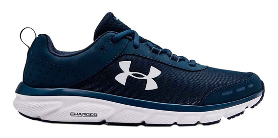 Zapatillas Under Armour Ua Charged Assert 8 Hombre Mn/bl