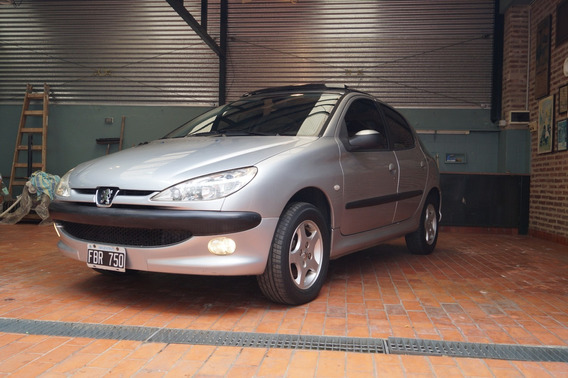 Peugeot 206 Xt Premium Abs- 2005 Impecable Estado