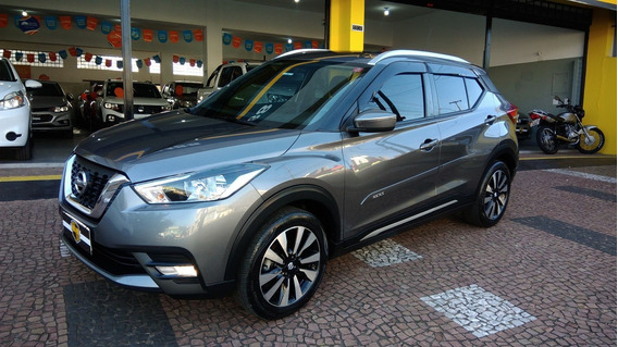 Nissan Kicks Sv 1.6 Cvt 2018 Impecavel