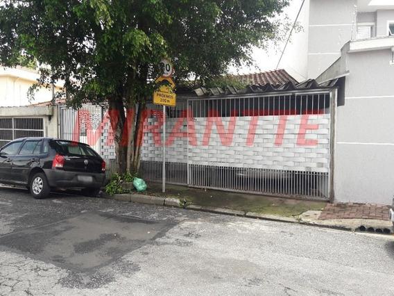 Casa Terrea Em Jaçana - São Paulo, Sp - 313247