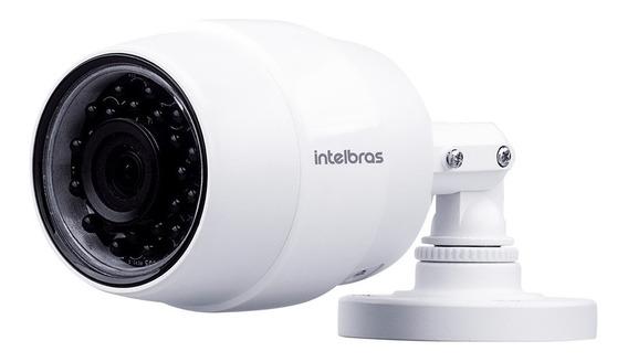Câmera Segurança Mibo Intelbras Wi-fi Ic5 Externa Frete Free