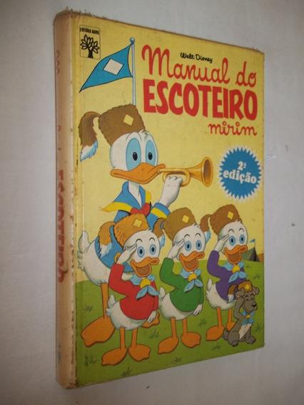 Livro - Do Escolteiro Mirim - 2ª Edição - Walt Disney