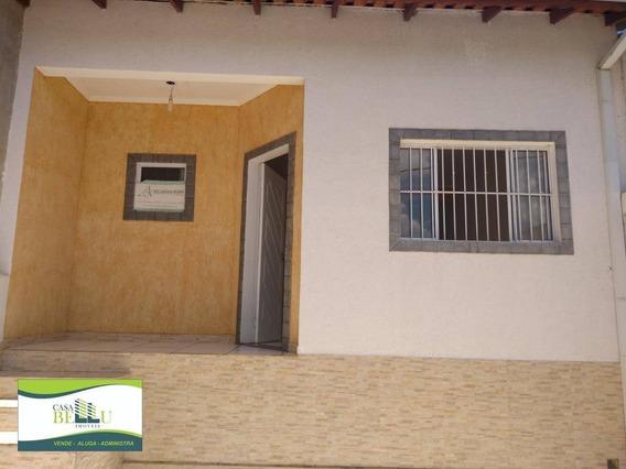 Casa Térrea No Jardim Santo Antonio - Ca0355
