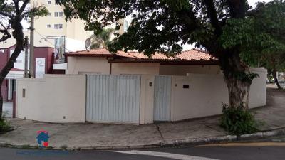 Casa Cambui, Para Locação E Venda, 5 Dorm, 3 Banheiros, 1 Sala, 500m - Ca00245 - 32659491