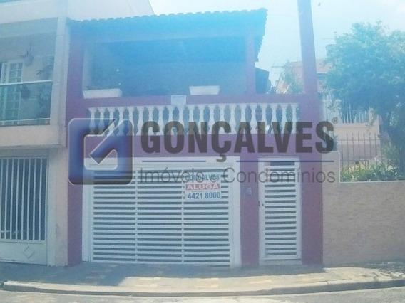 Locação Casa Terrea Sao Caetano Do Sul Nova Gerti Ref: 35543 - 1033-2-35543