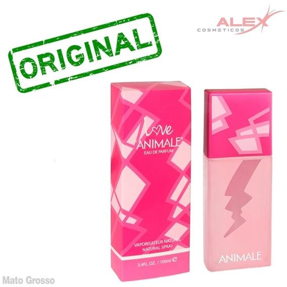 Love Animale Perfume 100ml Eua Parfum Feminino