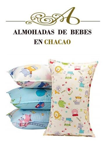Almohadas Para Bebes En Chacao 30 X 25 Cm