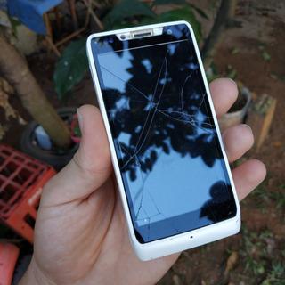 Motorola Razr D3 / Retirada De Peças / Placa Funcionando