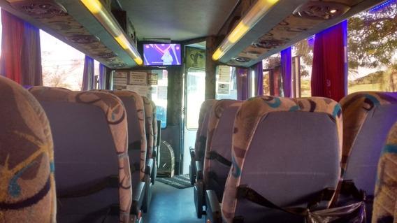 Micro Ônibus Executivo Com Banheiro 23+1 Lugares