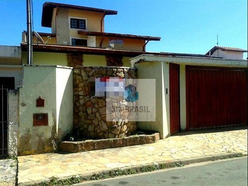 Casa Com 4 Dormitórios À Venda, 220 M² Por R$ 690.000,00 - Parque Taquaral - Campinas/sp - Ca1499