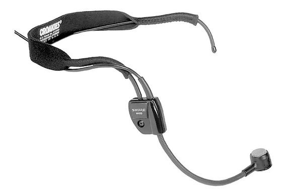 Microfone Shure Headset Wh 20 Xlr