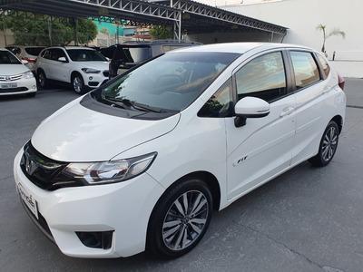 Honda Fit Ex 1.5 Flex Automático 16/17