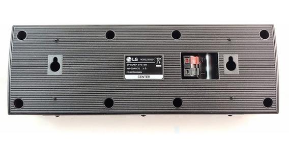 Caixa De Som Frontal Home Theather Lg S63s2-c Nova Original