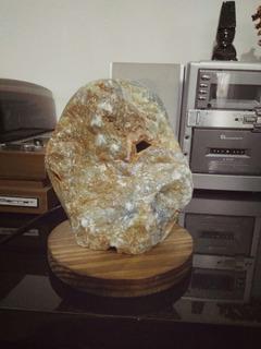 Lámpara Onix Piedra