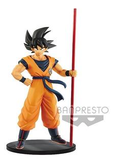 Goku Dragon Ball Z Figura De Acción Original. Banpresto