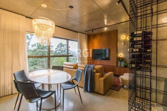 Apartamento Em Petrópolis Com 1 Dormitório - El56355658