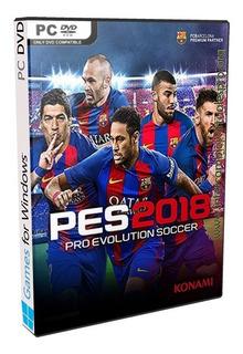Pes Pro Evolution Soccer 2018 Para Pc