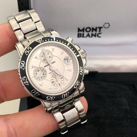 Montblanc Sport Chronograph 41mm Automatico