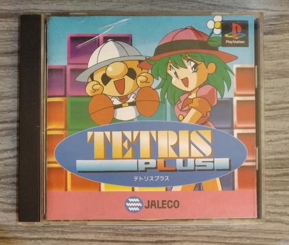 Tetris Plus Original Japonês Ps1