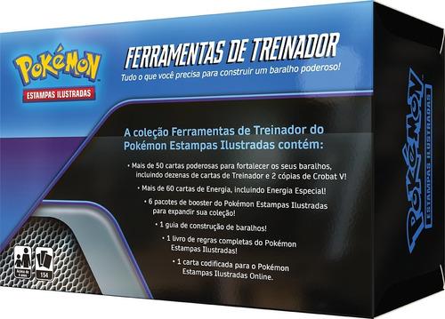 Imagem 1 de 6 de Card Game Toolkit Pokémon Tcg Ferramentas De Treinador Copag