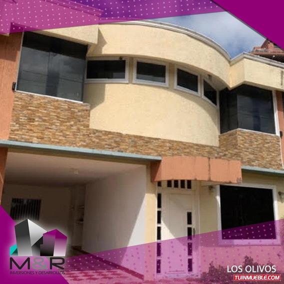 M&r - 211 Conj Res Guayana Suites Town House En Alquiler