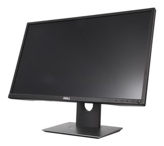 Monitor Dell Profesional Series P2417h Led Ips Negro 24