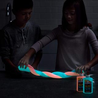 Kit De Slime Fluorescente Elmer