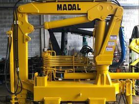 Munck Madal 6.500 P/ 3.5 Ton 100%revisado