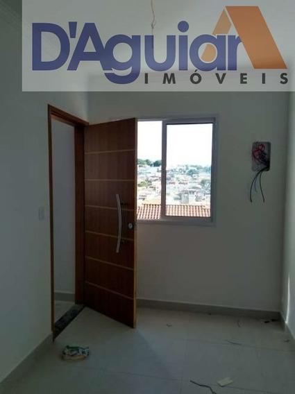 Apartamento De 40m² Novo Localizado A 500 Metros Do Metro Tucuruvi Com Um Quarto, Sala E Cozinha - Dg2189