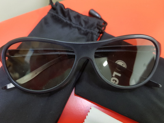 Oculos 3d LG Ag-f260 Glasses+óculos LG 3d Glasses Ag - F310
