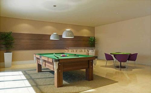 Imagem 1 de 28 de Apartamento Com 3 Dormitórios À Venda, 173 M² Por R$ 1.500.000,00 - Centro - São Bernardo Do Campo/sp - Ap0641