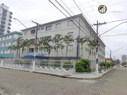 Apartamento Residencial À Venda, Vila Guilhermina, Praia Grande - . - Ap1603