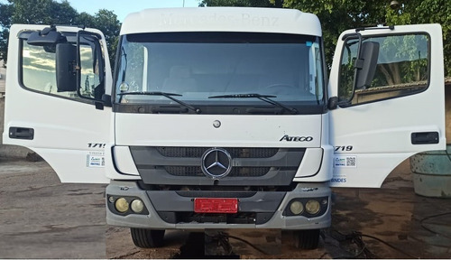 Mercedes-bens Atego 1719 - 2013