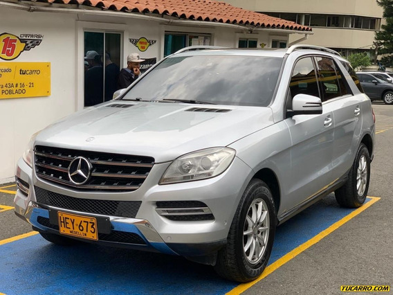 Mercedes Benz Clase Ml 250 Cdi At 2200 Diesel